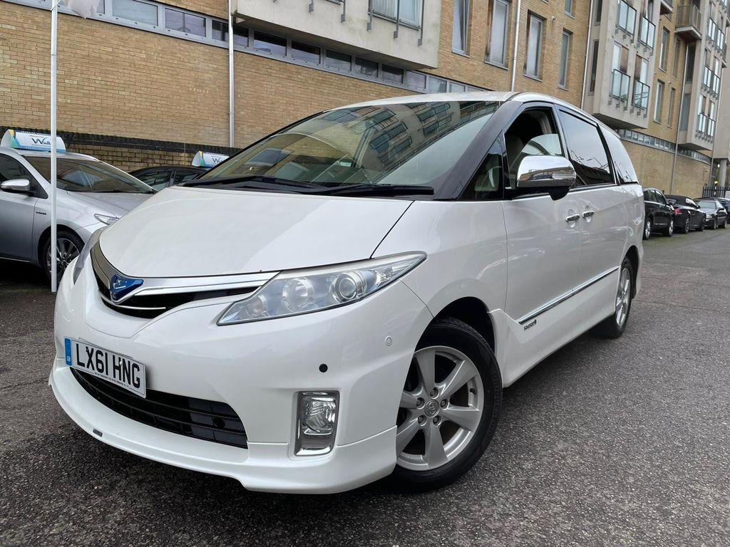 Toyota Estima MPV 2.4 HYBRID+AUTO+8 SEATER+FACE LEFT MODEL