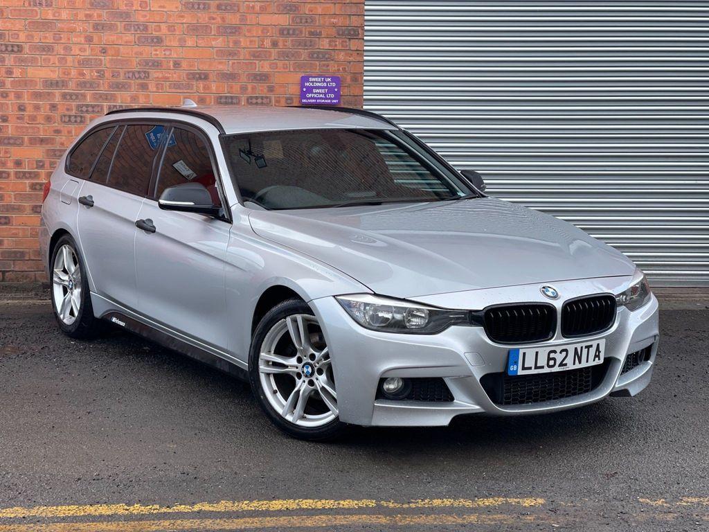 BMW 3 Series Estate 2.0 320d M Sport Touring (s/s) 5dr