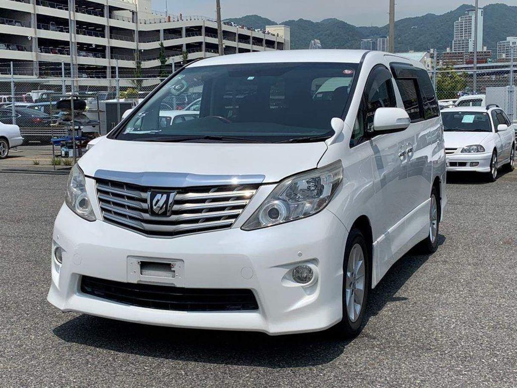 Toyota Alphard MPV 240 S