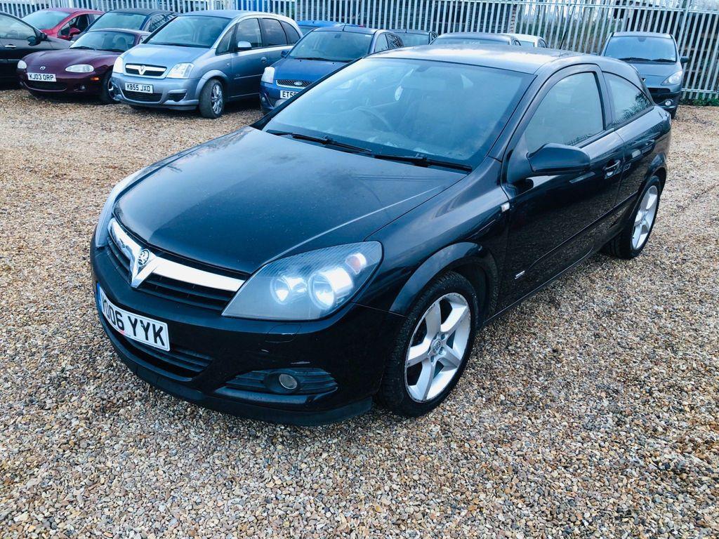 Vauxhall Astra Hatchback 2.0 i 16v Turbo SRi Sport Hatch 3dr