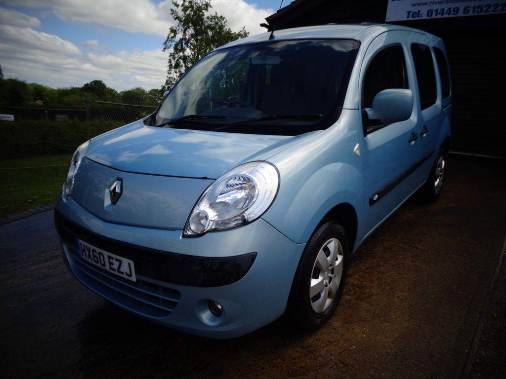 Renault Kangoo MPV 1.5 dCi Expression 5dr