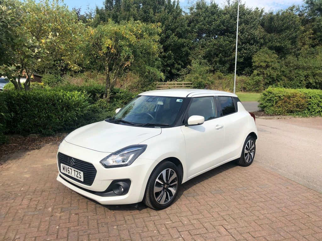 Suzuki Swift Hatchback 1.0 Boosterjet SHVS SZ5 (s/s) 5dr