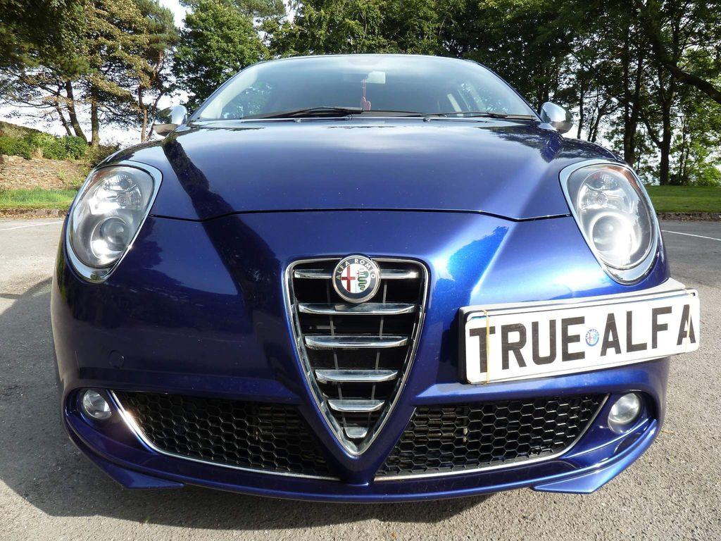 Alfa Romeo MiTo Hatchback 1.3 JTDM-2 Distinctive 3dr