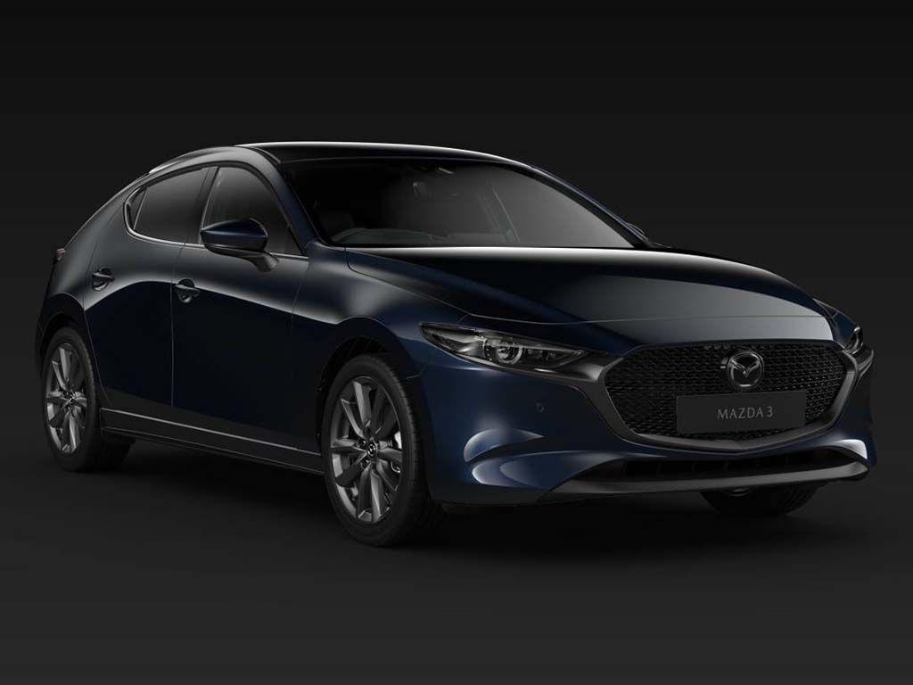 Mazda Mazda3 Hatchback 2.0 SKYACTIV-X MHEV Sport Lux Auto (s/s) 5dr