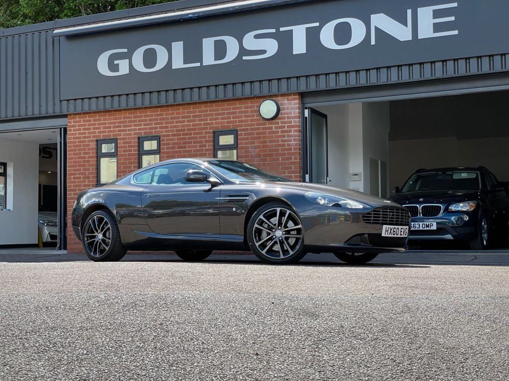 Aston Martin DB9 Coupe 6.0 Touchtronic 2dr