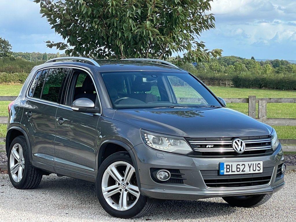 Volkswagen Tiguan SUV 2.0 TDI BlueMotion Tech R-Line 4WD 5dr