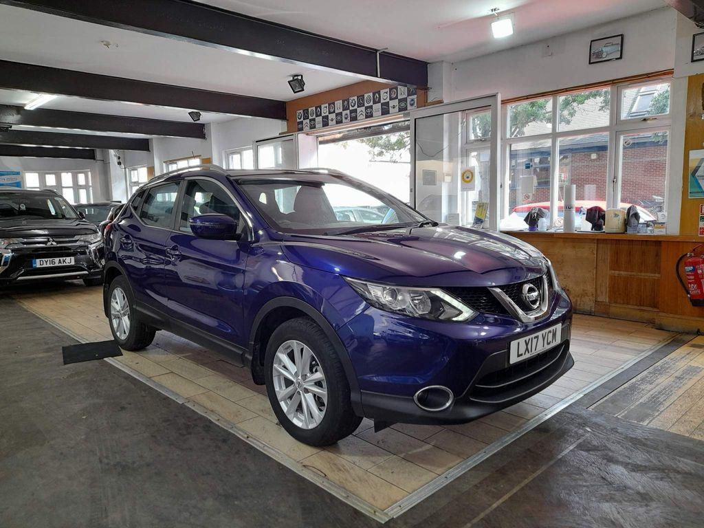 Nissan Qashqai SUV 1.5 dCi Acenta (Tech Pack) 5dr