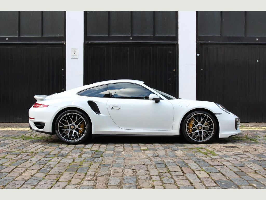 Porsche 911 Coupe 3.8 T 991 Turbo S PDK AWD (s/s) 2dr