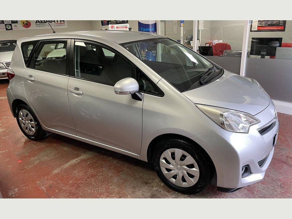 Toyota Verso S MPV 1.33 TR 5dr
