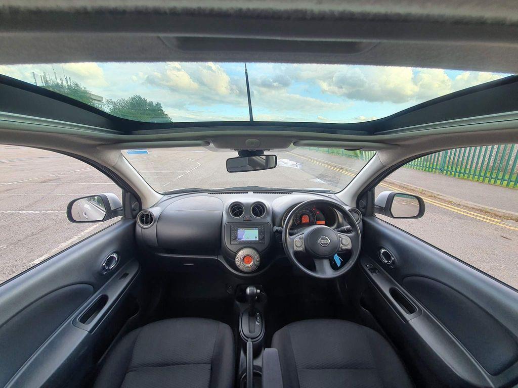 Nissan Micra Hatchback 1.2 DIG-S Tekna CVT 5dr