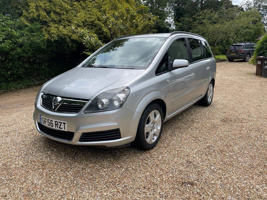 Vauxhall Zafira MPV 1.9 CDTi Club 5dr