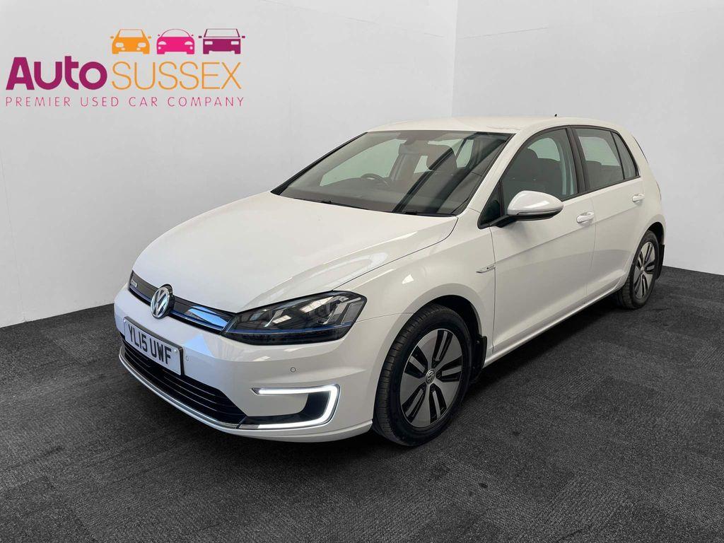 Volkswagen Golf Hatchback e-Golf Auto 5dr