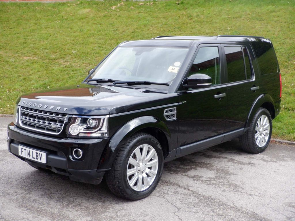 Land Rover Discovery 4 Unlisted Discovery XS SDV6 AUTO