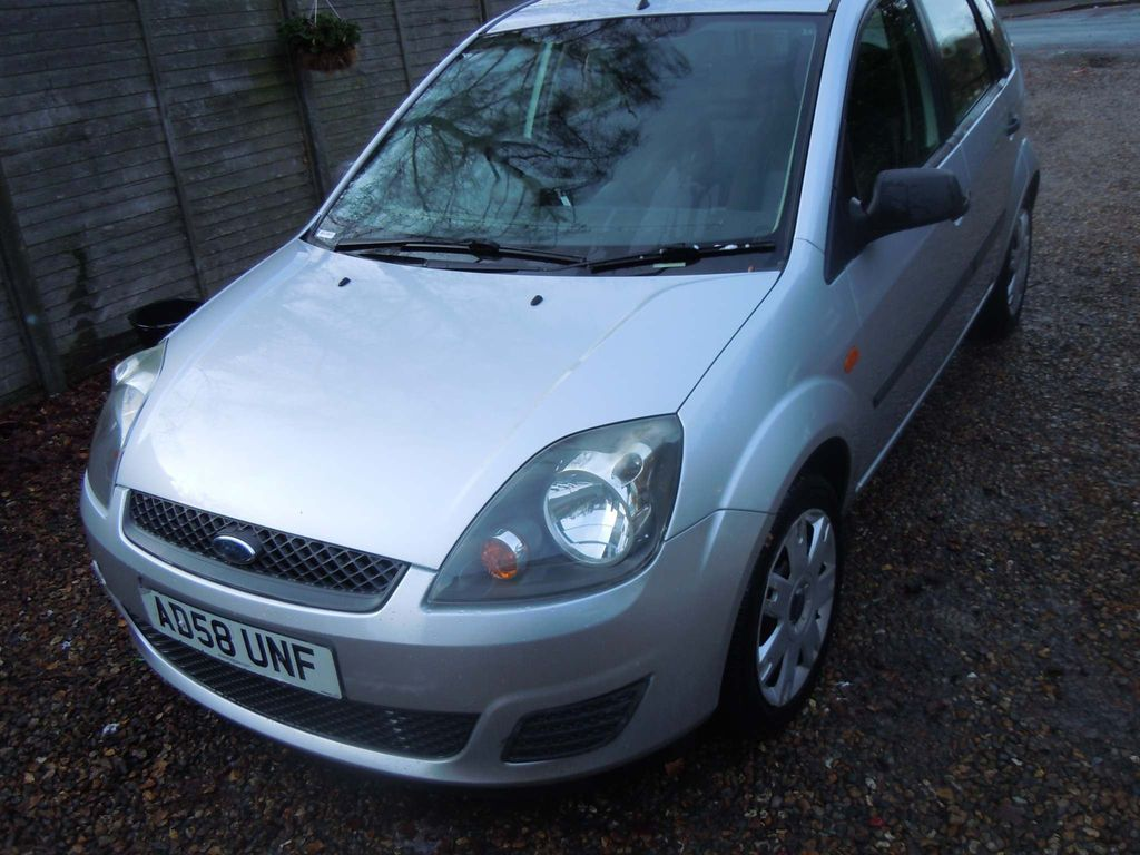 Ford Fiesta Hatchback 1.4 TD Style Climate 5dr