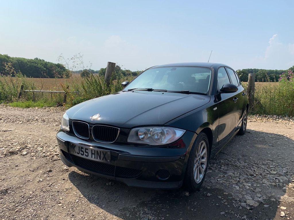 BMW 1 Series Hatchback 2.0 118d ES 5dr