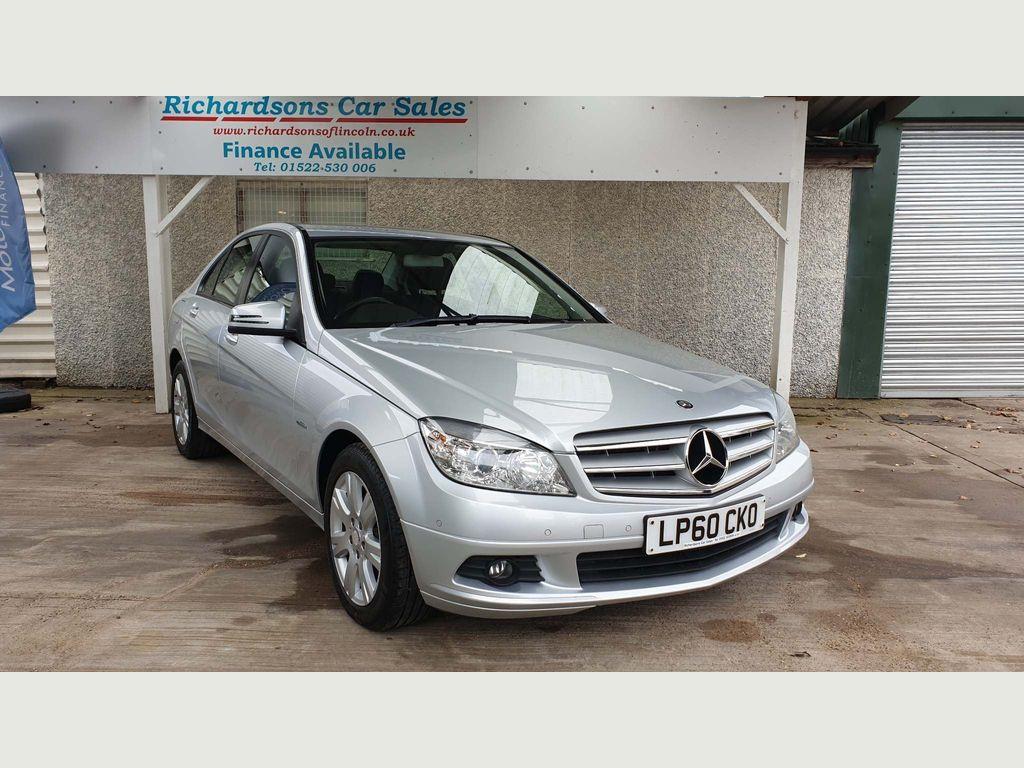 Mercedes-Benz C Class Estate 2.1 C220 CDI BlueEFFICIENCY SE (Executive) G-Tronic 5dr