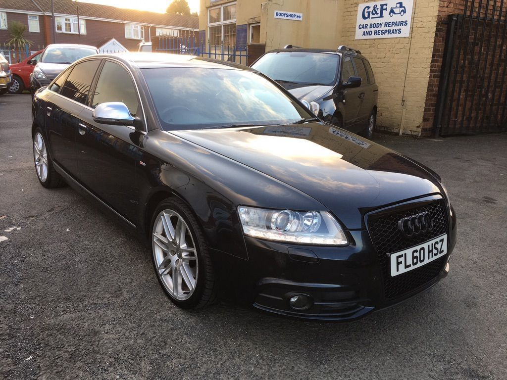 AUDI A6 SALOON Saloon 2.0 TDI S line Special Edition Multitronic 4dr