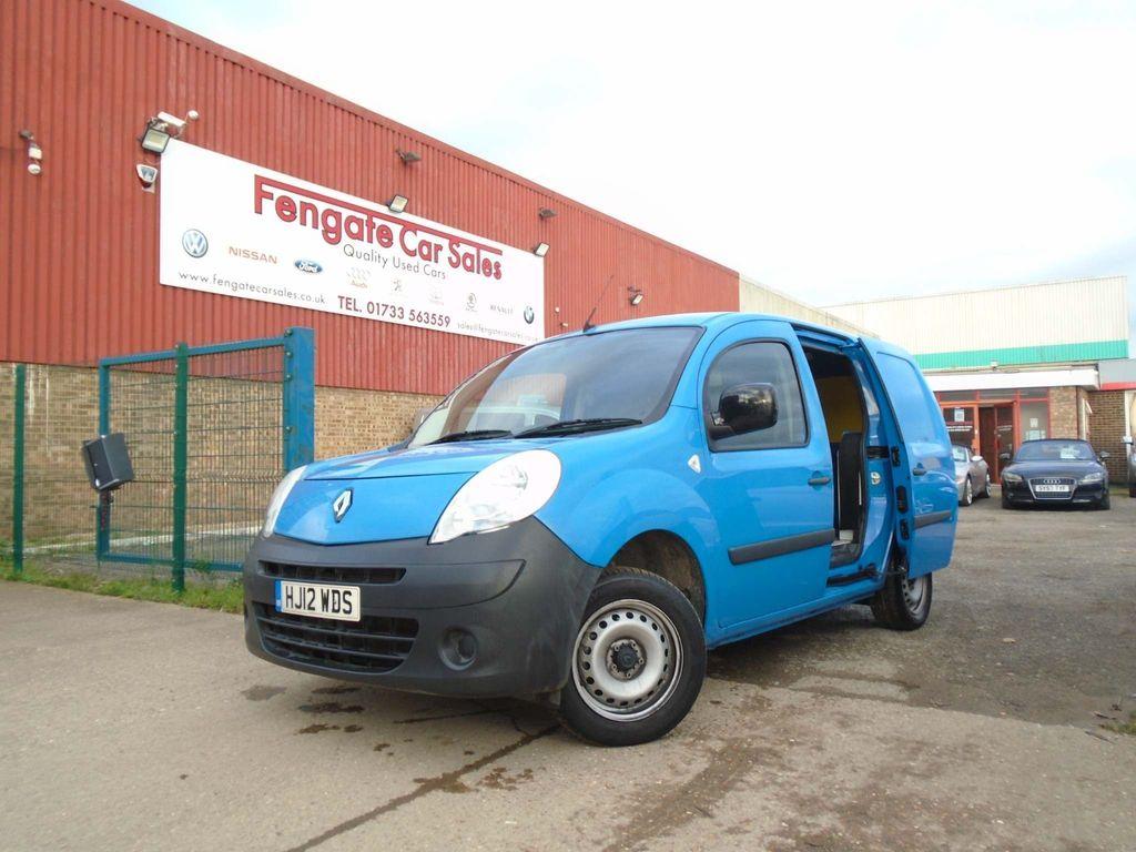 Renault Kangoo Panel Van 1.5 dCi ML20 90 FWD 3dr