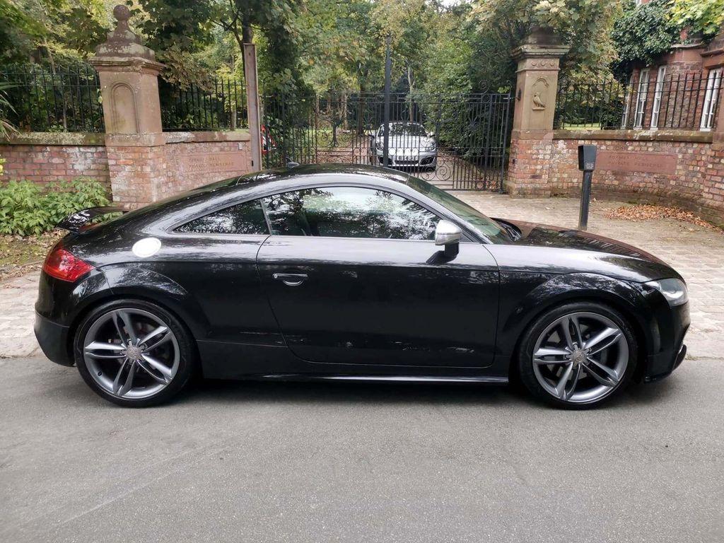 Audi TTS Coupe 2.0 TFSI S Tronic quattro 2dr