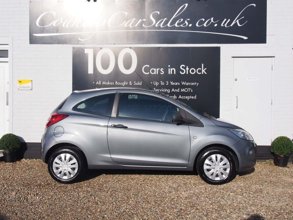 Ford Ka Hatchback