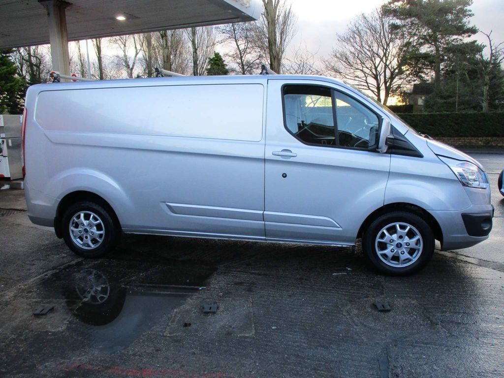 Ford Transit Custom Panel Van 2.2 TDCi 290 Limited L2 H1 5dr