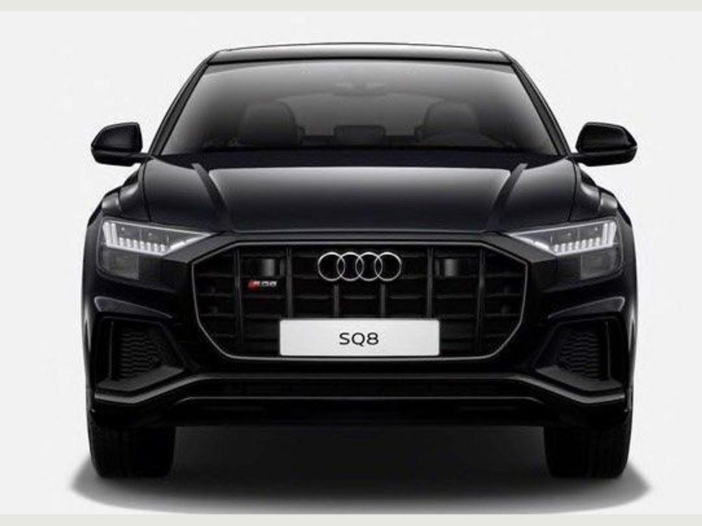 Audi SQ8 SUV 4.0 TFSI V8 Black Edition Tiptronic quattro (s/s) 5dr