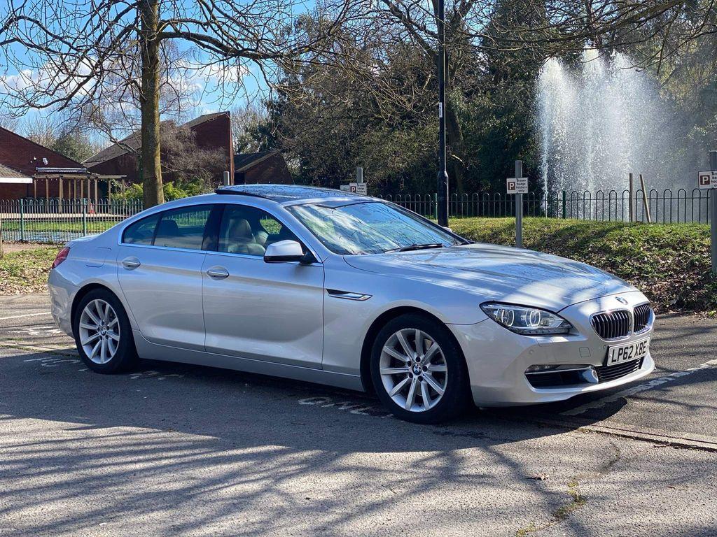 BMW 6 Series Gran Coupe Saloon 3.0 640d SE Gran Coupe 4dr