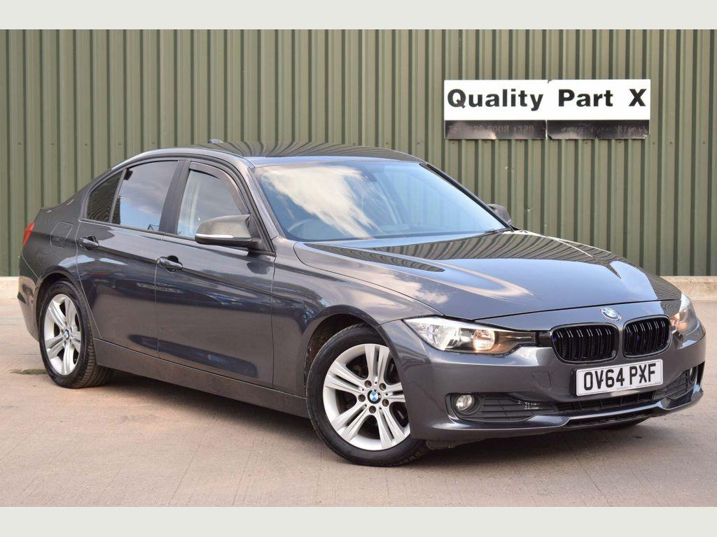 BMW 3 Series Saloon 2.0 320d EfficientDynamics BluePerformance (s/s) 4dr