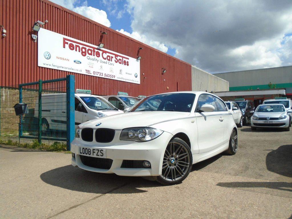 BMW 1 Series Hatchback 2.0 120d M Sport Auto 3dr