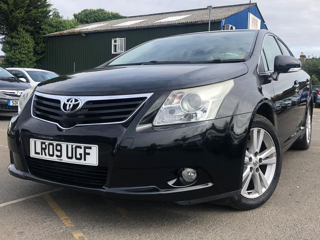 Toyota Avensis Saloon 2.0 V-Matic T4 M-Drive S 4dr