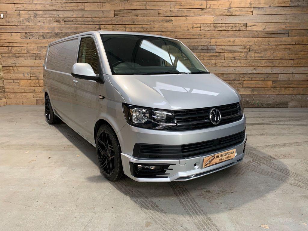Volkswagen Transporter Panel Van 2.0 TDI T30 BlueMotion Tech Highline FWD LWB EU6 (s/s) 5dr