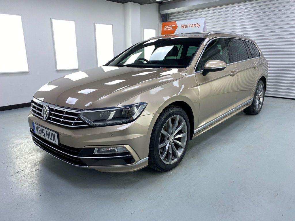 Volkswagen Passat Estate 2.0 TDI BlueMotion Tech R-Line (s/s) 5dr
