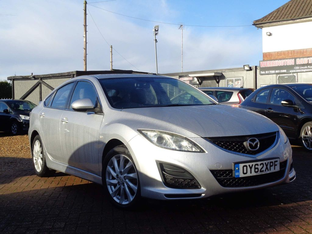 Mazda Mazda6 Hatchback 2.2 D Business Line 5dr