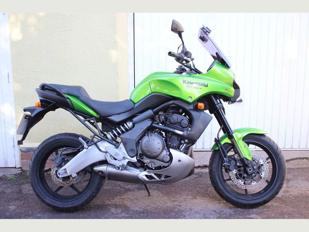 Kawasaki Versys 650 Adventure 650