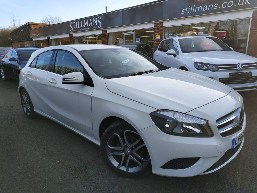 Mercedes-Benz A Class Hatchback 1.6 A180 BlueEFFICIENCY Sport 5dr