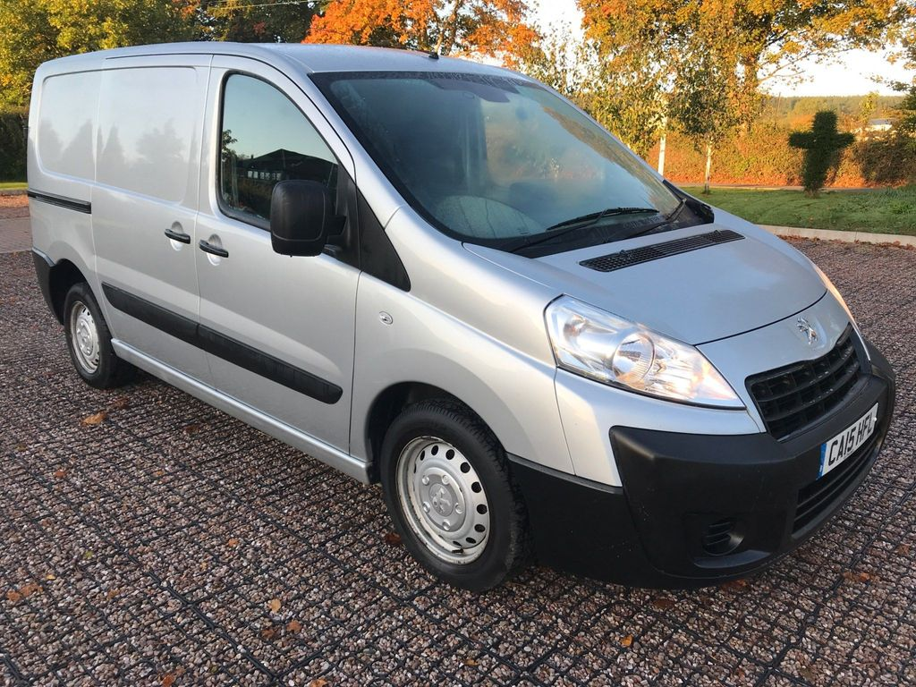 Peugeot Expert Panel Van 2.0 HDi (EU5) L1H1 2.7t ATV Panel Van 4dr