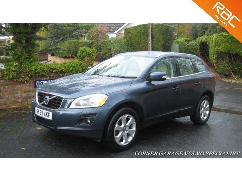 Volvo XC60 SUV 2.4 D5 SE Lux AWD 5dr