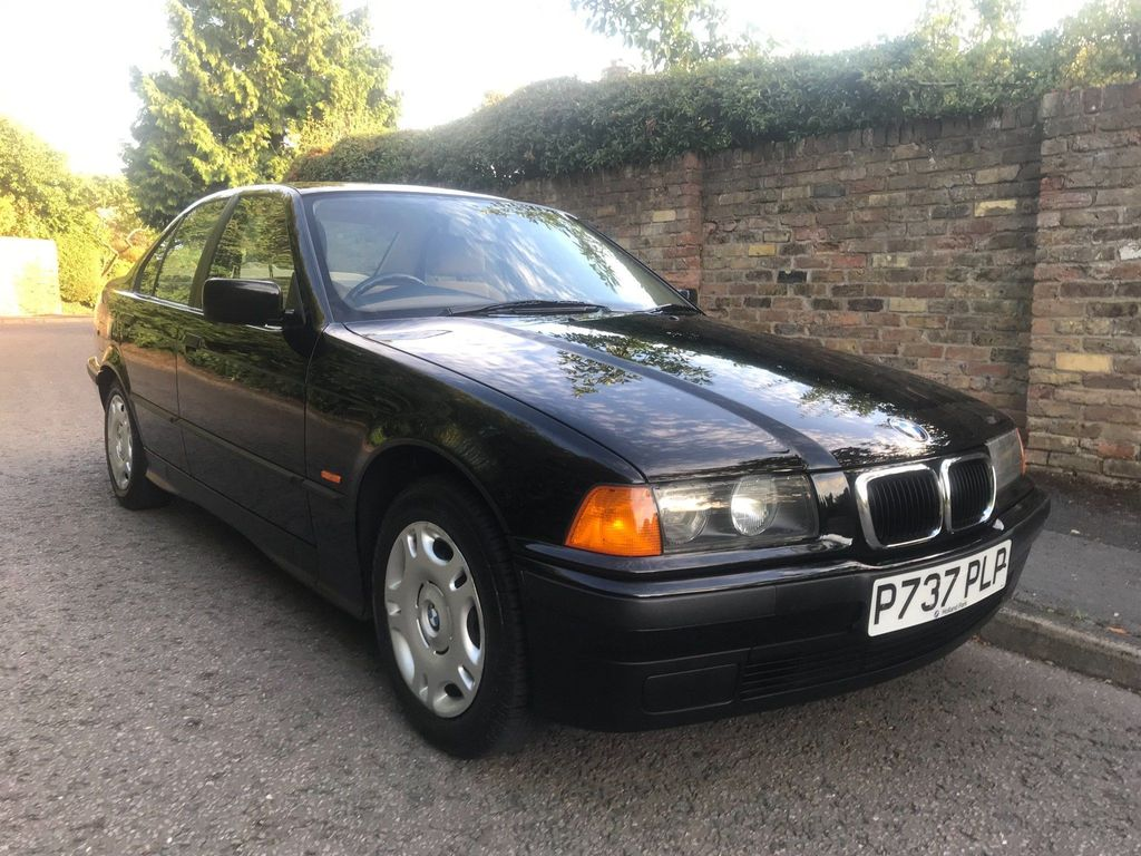 BMW 3 SERIES Saloon 1.6 316i 4dr