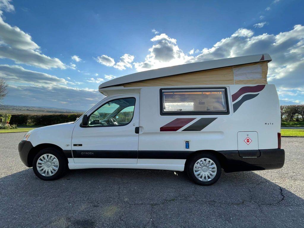 Citroen Berlingo Camper 1.6 HDi 600TD LX Campervan - NO VAT