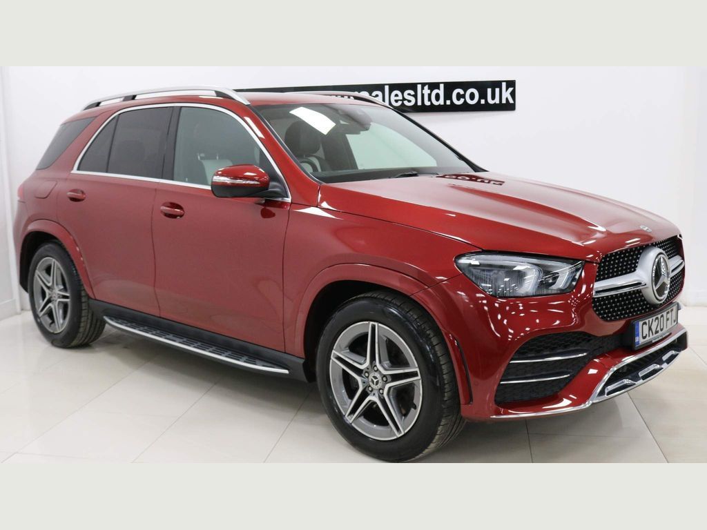 Mercedes-Benz GLE Class SUV 2.0 GLE300d AMG Line (Premium) G-Tronic 4MATIC (s/s) 5dr
