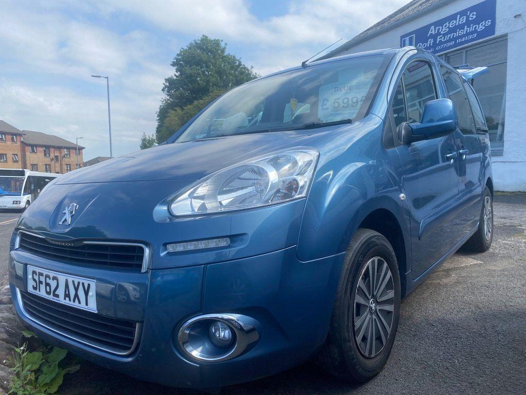 Peugeot Partner Unlisted 1.6 HDi S L1 Floor Cab 2dr