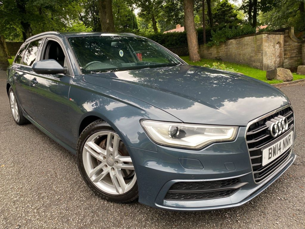 Audi A6 Avant Estate 2.0 TDI ultra S line Avant S Tronic 5dr
