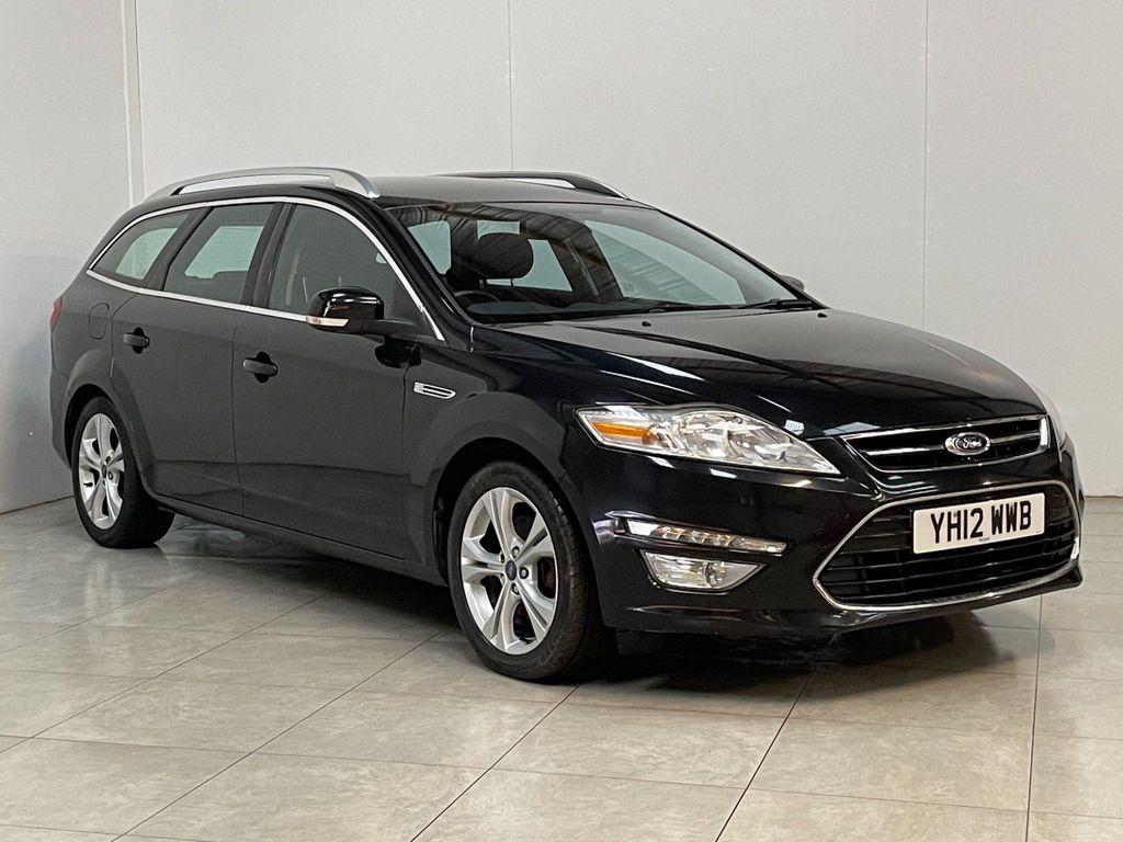 Ford Mondeo Estate 1.6 TD ECO Titanium (s/s) 5dr