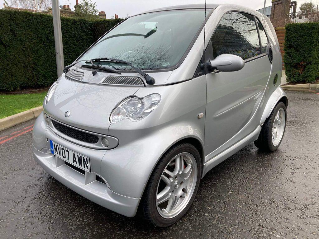 Smart fortwo Hatchback 0.7 City BRABUS 3dr