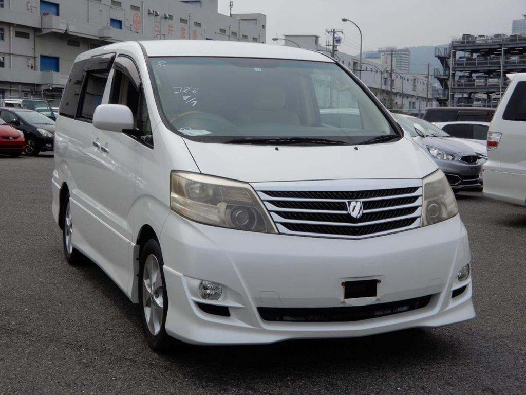 Toyota Alphard MPV 3.0 MS Prime