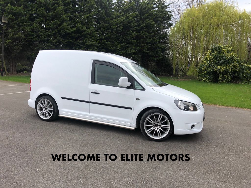 Volkswagen Caddy Panel Van 1.6 TDI C20 Panel Van 5dr