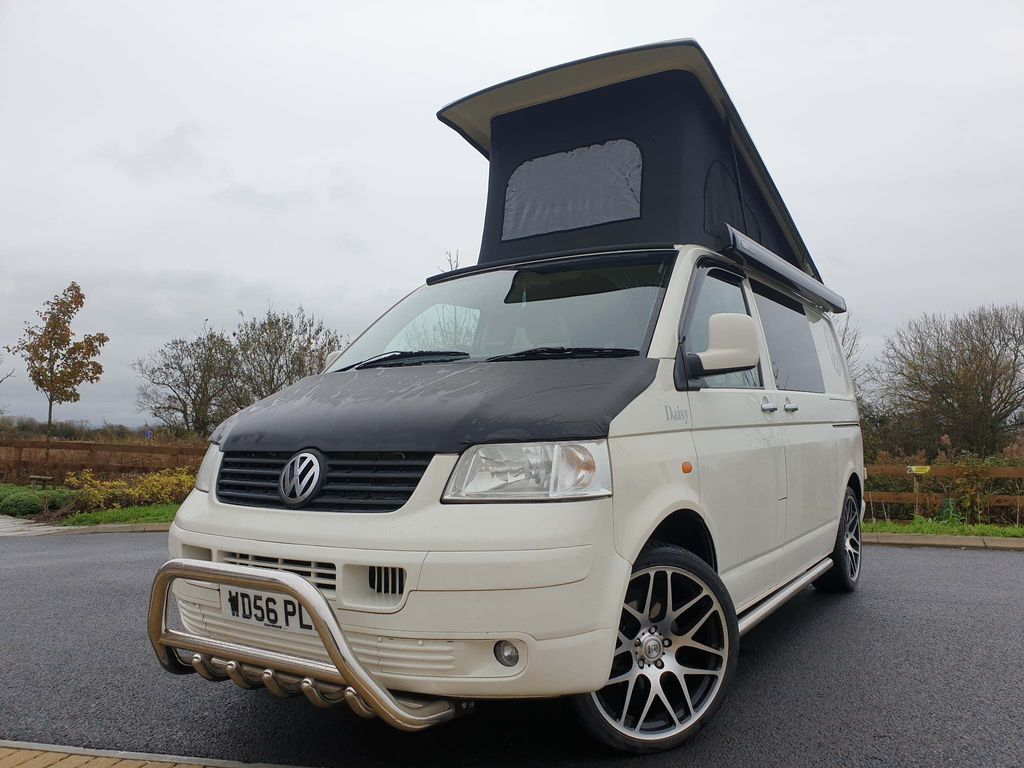 Volkswagen Transporter Van Conversion This vehicle is on hold