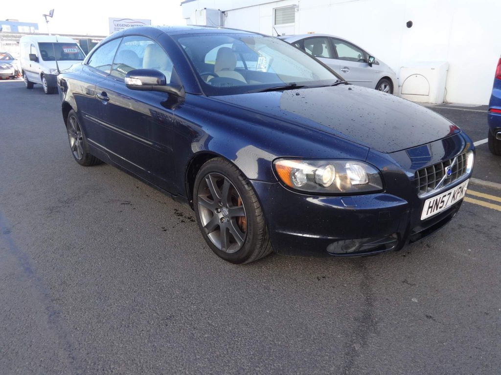 Volvo C70 Convertible 2.5 T5 SE Geartronic 2dr