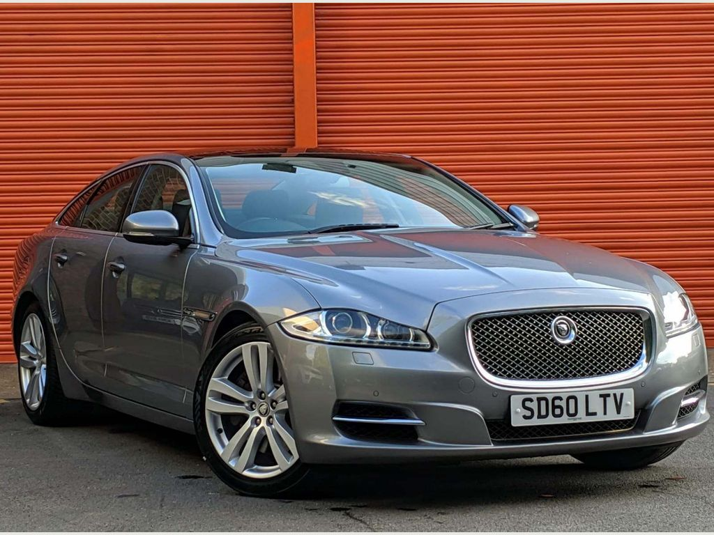 Jaguar XJ Saloon 3.0 TD Luxury 4dr