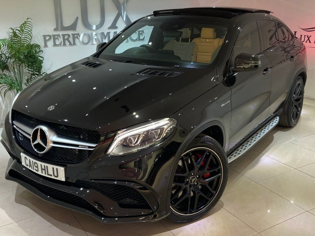 Mercedes-Benz GLE Class Coupe 5.5 GLE63 AMG S Night Edition SpdS+7GT 4MATIC (s/s) 5dr